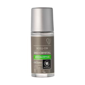 Urtekram Deodorant roll-on s eukalyptem BIO (50 ml) nezanechává bílé stopy