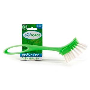 EcoForce Kartáč na nádobí s vyměnitelnou hlavicí, z recyklu