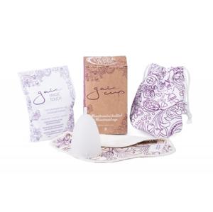 Gaia Cup Menstruační kalíšek - malý balení včetně slipové vložky a čističe