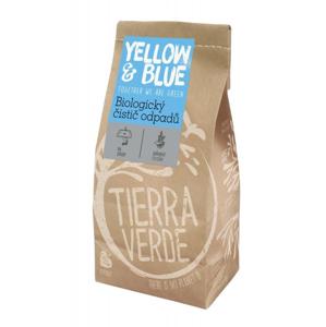 Yellow&Blue Biologický čistič odpadů (500 g) na bázi mikroorganismů a enzymů