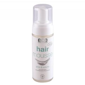 Eco Cosmetics Tužící pěna na vlasy BIO (150 ml) s goji a granátovým jablkem