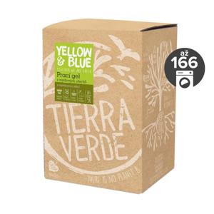 Yellow&Blue Prací gel s vavřínem (5 l) z bio mýdlových ořechů