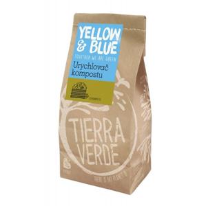 Yellow&Blue Urychlovač kompostu (500 g) směs bakteriálních kultur a enzymů