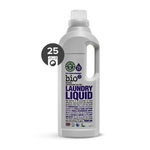 Bio-D Tekutý prací gel s vůní levandule (1 l) vhodný i pro velmi jemné materiály