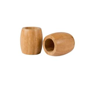 Curanatura Bambusový stojánek na zubní kartáčky - velký