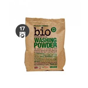 Bio-D Prášek na praní bez vůně (1 kg) vhodný i pro citlivou pokožku