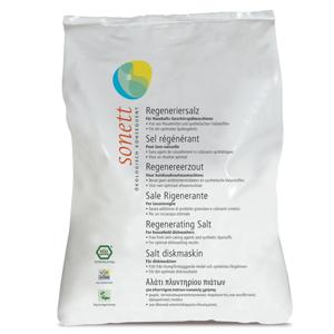Sonett Regenerační sůl do myčky (2 kg) zabraňuje usazování vodního kamene