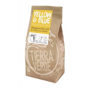 Yellow&Blue Sůl do myčky (2 kg) zabraňuje usazování vodního kamene