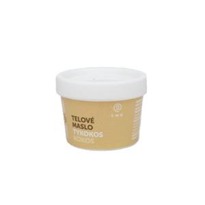 Two cosmetics Tělové máslo Tykokos (100 g) s mandlovým a kokosovým olejem