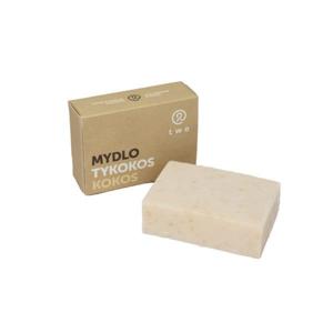 Two cosmetics Tuhé mýdlo Tykokos (100 g) ideální na suchou a citlivou pokožku