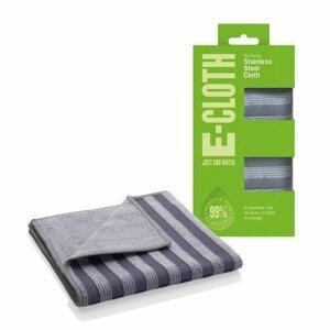 E-cloth Hadřík na nerezové povrchy 1ks perfektní úklid pouze s vodou