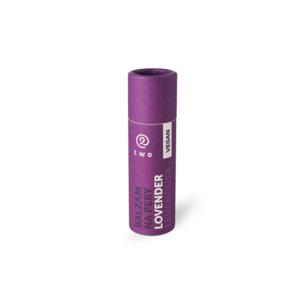 Two cosmetics Balzám na rty v tyčince Lovender (10 g) s kandelilovým voskem