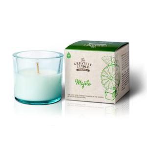 The Greatest Candle Vonná svíčka ve skle (75 g) - mojito