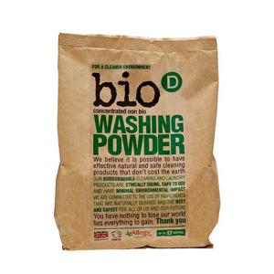 Bio-D Prášek na praní (1 kg) - AKCE sleva za lehce poškozený obal