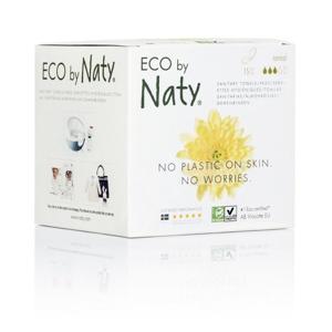 Naty Denní vložky - normal (15 ks) 100% přírodní materiál, 3 kapičky
