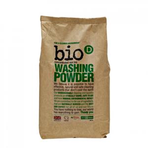 Bio-D Prášek na praní (2 kg) - AKCE sleva za lehce poškozený obal