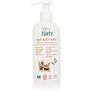 Naty Dětská mycí emulze BIO (200 ml) se spoustou bio aloe vera