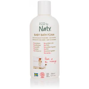 Naty Dětská pěna do koupele BIO  (200 ml) pro hromadu smíchu a radosti