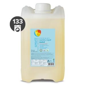 Sonett Univerzální tekutý prací gel na bílé i barevné prádlo Sensitive BIO (10 l)