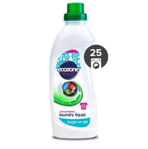 Ecozone Koncentrovaný univerzální prací gel (1 l) pere skvěle i při 30 °c