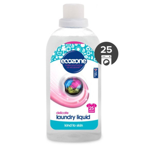 Ecozone Prací gel na vlnu a hedvábí (750 ml) vhodný i pro miminka