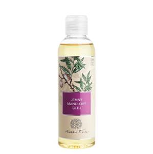 Nobilis Tilia Mandlový olej jemný (200 ml) jemný olej pro všestranné použití