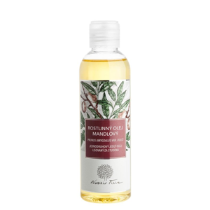 Nobilis Tilia Mandlový olej (200 ml) obsahuje vitamin e a omega-6