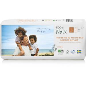 Naty Ekoplenky Junior 5 (11 - 25 kg) Economy pack (40 ks) z 55-60 % rozložitelné