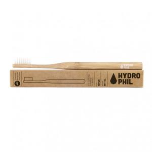 Hydrophil Bambusový kartáček (medium) - natural 100% z obnovitelných zdrojů