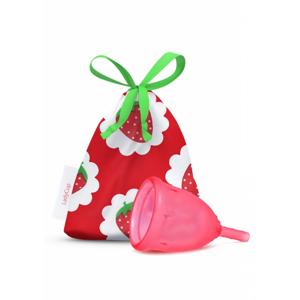 LadyCup Menstruační kalíšek - sladká jahoda - velký (L)
