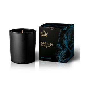 The Greatest Candle Vonná svíčka v černém skle (170 g) - jasmínový zázrak