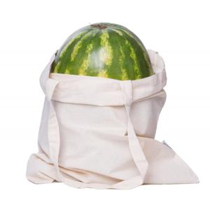 Casa Organica Plátěná nákupní taška - lehká z nebělené biobavlny