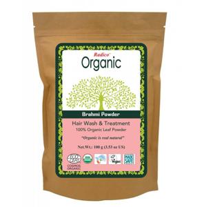 Radico Bylinná kúra BIO (100 g) - Brahmi bylinka mládí