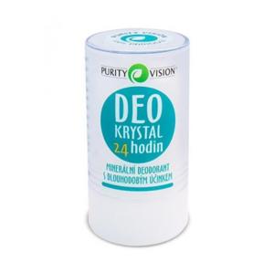 Purity Vision Deokrystal (120 g) 100% přírodní deodorant