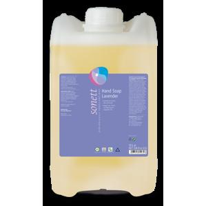 Sonett Tekuté mýdlo - levandule BIO (10 l) pro vaše ruce, obličej i celé tělo