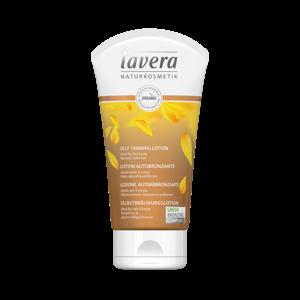 Lavera Samoopalovací tělové mléko BIO (150 ml) přitažlivé opálení po celý rok