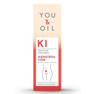 You & Oil KI Bioaktivní směs - Menstruace (5 ml) uleví od bolesti