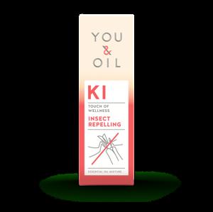 You & Oil KI Bioaktivní směs - Odpuzující komáry (5 ml) přírodní ochrana proti štípancům