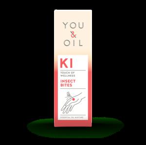 You & Oil KI Bioaktivní směs - Na štípance (5 ml) zmírní svědění a otoky