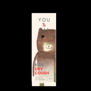 You & Oil KIDS Bioaktivní směs pro děti - Suchý kašel (10 ml)
