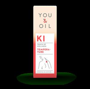You & Oil KI Bioaktivní směs - Horečka (5 ml) pomáhá tlumit horečku