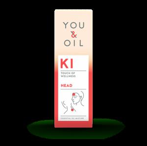 You & Oil KI Bioaktivní směs - Bolest hlavy (5 ml) uleví od bolesti