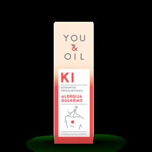 You & Oil KI Bioaktivní směs - Alergie na prach (5 ml) uleví při senné rýmě