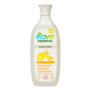Ecover Essential Přípravek na mytí nádobí - citrón (500 ml) s certifikací ecocert