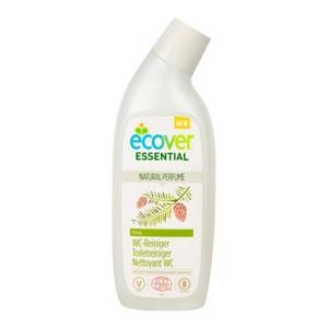 Ecover Essential WC čistič s vůní borovice (750 ml) s certifikací ecocert