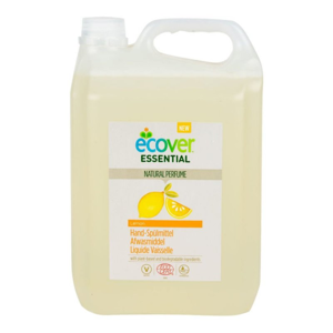 Ecover Essential Přípravek na mytí nádobí (5 l) - citrón s certifikací ecocert