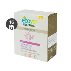 Ecover Essential Prací prášek na barevné prádlo (1,2 kg) s certifikací ecocert