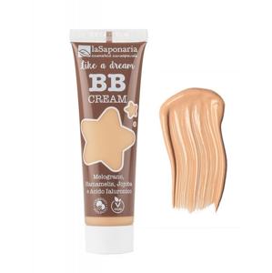 """laSaponaria BB krém """"Jako sen"""" BIO - světlý (30 ml) lehké krytí s matným finišem"""