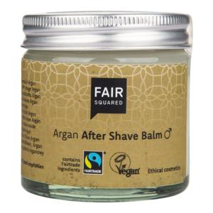 Fair Sqaured Balzám po holení pro muže (50 ml) s arganovým olejem