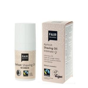 Fair Squared Olej na holení pro ženy (30 ml) s meruňkovým olejem